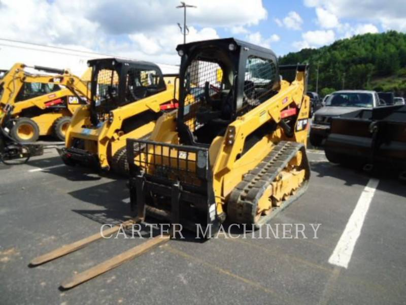 CATERPILLAR KOMPAKTLADER 259D CYN equipment  photo 3
