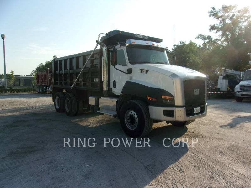 CATERPILLAR LKW CT660 equipment  photo 2