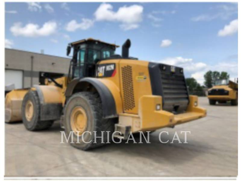 CATERPILLAR WHEEL LOADERS/INTEGRATED TOOLCARRIERS 982M equipment  photo 4