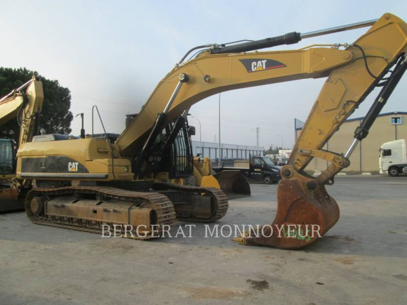 CATERPILLAR KOPARKI GĄSIENICOWE 336D equipment  photo 12