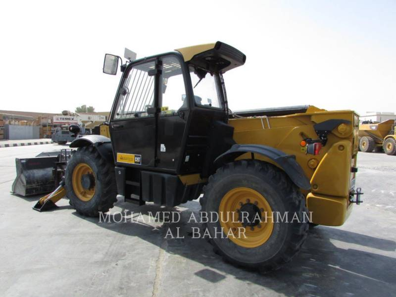 CATERPILLAR TELEHANDLER TH417CGCLRC equipment  photo 3