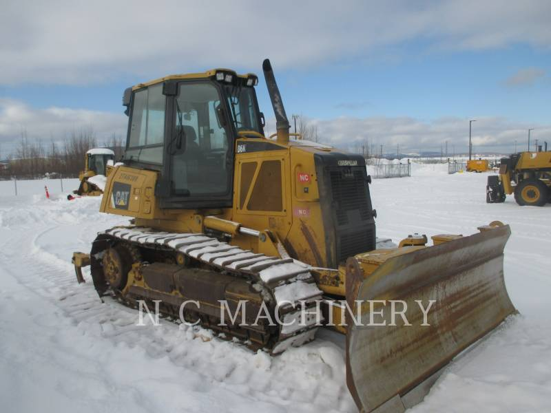 CATERPILLAR CIĄGNIKI GĄSIENICOWE D6K XL equipment  photo 6