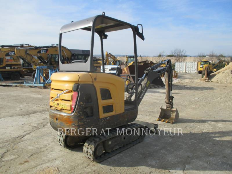 VOLVO CONSTRUCTION EQUIPMENT PELLES SUR CHAINES EC17C equipment  photo 7