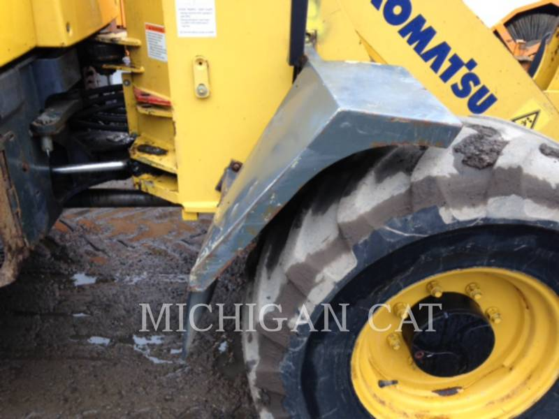 KOMATSU WHEEL LOADERS/INTEGRATED TOOLCARRIERS WA95-3 equipment  photo 14