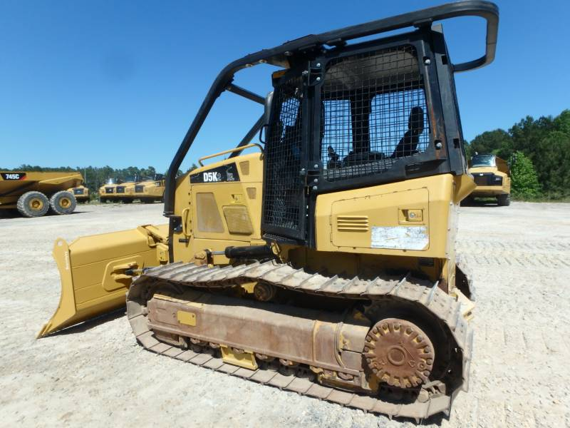 Caterpillar TRACTOARE CU ŞENILE D5K2XL equipment  photo 2