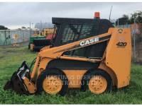 Equipment photo CASE 420 SKID STEER LOADERS 1