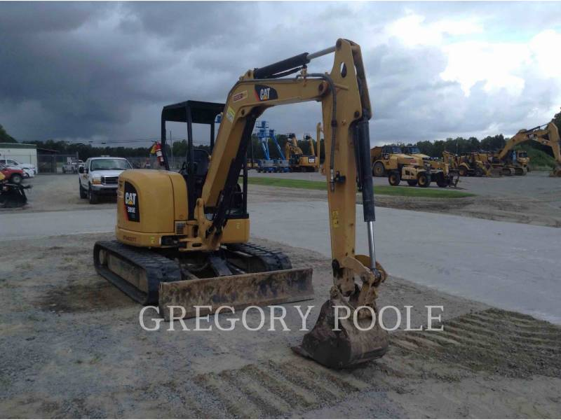 CATERPILLAR トラック油圧ショベル 305E CR equipment  photo 10