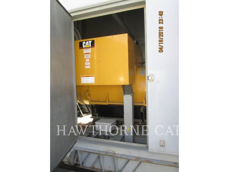 CATERPILLAR STATIONARY GENERATOR SETS 3512B equipment  photo 9