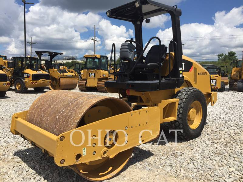 CATERPILLAR COMBINATION ROLLERS CS44 equipment  photo 1