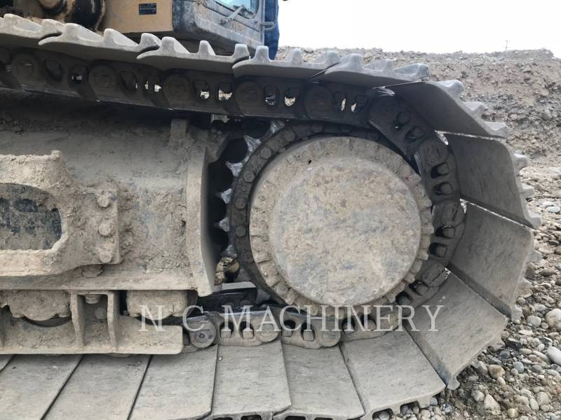 CATERPILLAR KETTEN-HYDRAULIKBAGGER 349E L equipment  photo 6
