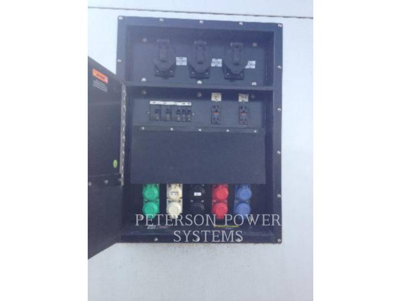 HIMOINSA PORTABLE GENERATOR SETS HRJW175T6 equipment  photo 4