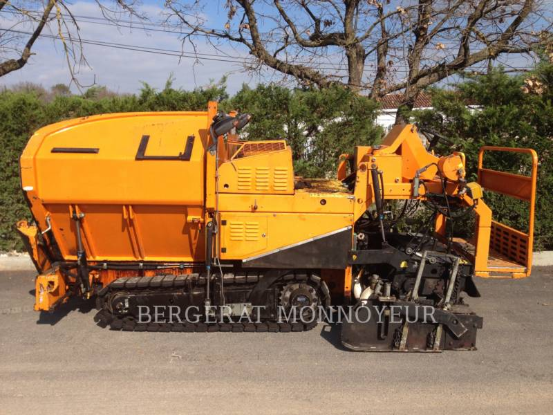 AMMANN-DUOMAT ASPHALT PAVERS AFT270E equipment  photo 10