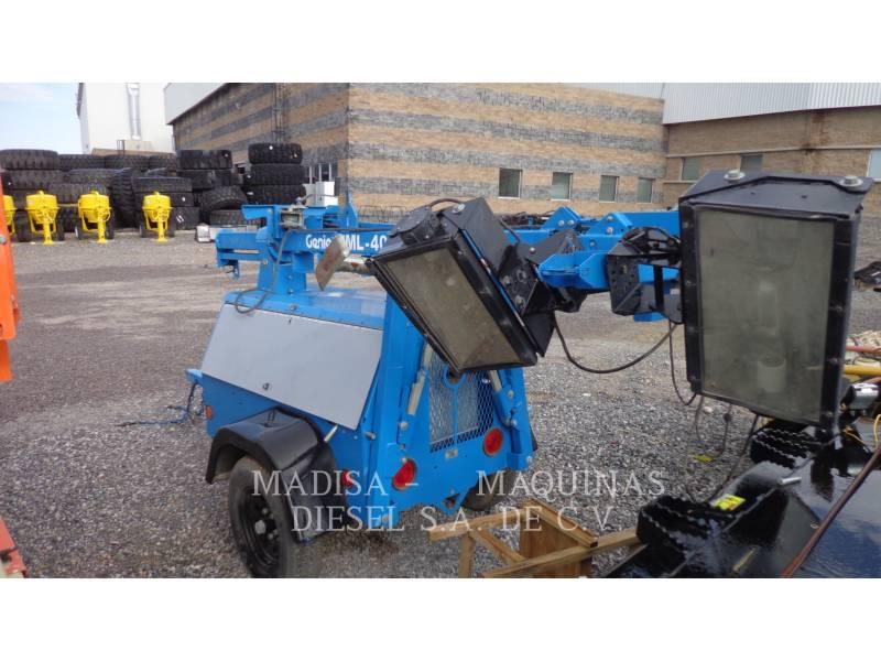 GENIE INDUSTRIES TORRE DE ALUMBRADO TML4000N equipment  photo 5