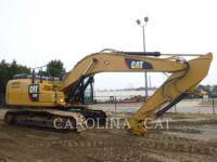 CATERPILLAR KETTEN-HYDRAULIKBAGGER 329FL QC equipment  photo 1