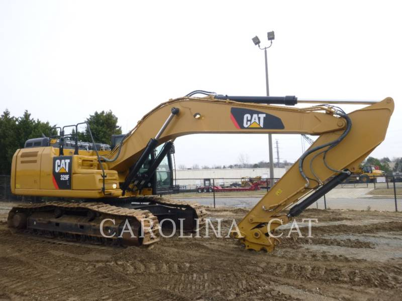 CATERPILLAR EXCAVADORAS DE CADENAS 329FL QC equipment  photo 6
