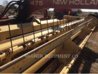 NEW HOLLAND LTD. AG HAY EQUIPMENT 1475 equipment  photo 10