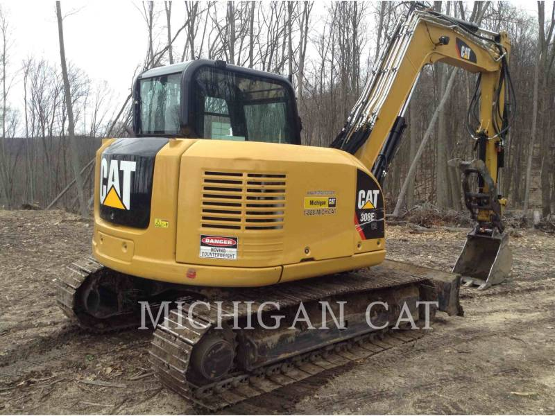 CATERPILLAR TRACK EXCAVATORS 308E2 TQ+ equipment  photo 15