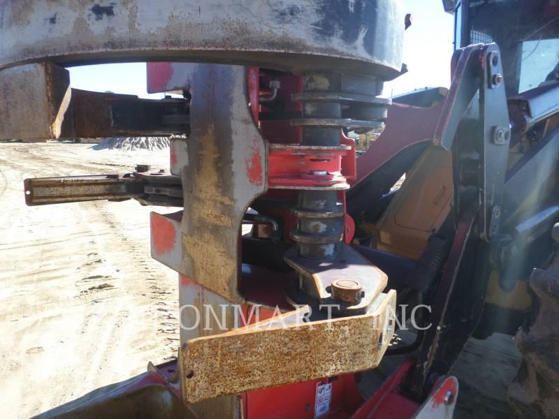 CATERPILLAR FORESTAL - TALADORES APILADORES - DE RUEDAS 563C equipment  photo 10