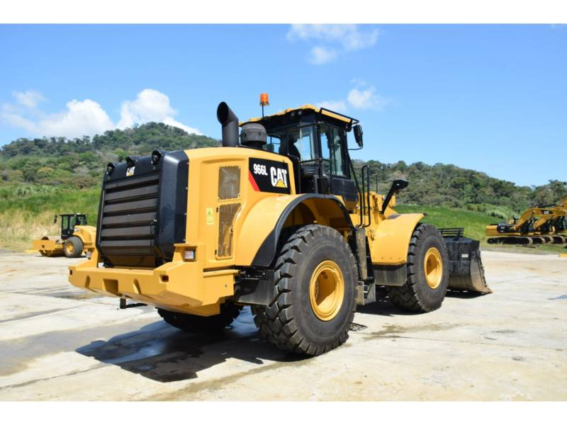 CATERPILLAR WHEEL LOADERS/INTEGRATED TOOLCARRIERS 966L equipment  photo 3