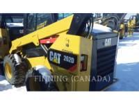 CATERPILLAR MINICARGADORAS 262D equipment  photo 5
