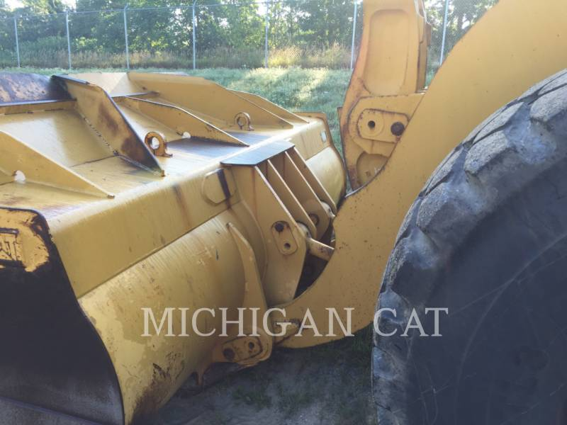 CATERPILLAR WHEEL LOADERS/INTEGRATED TOOLCARRIERS 980K LC equipment  photo 8