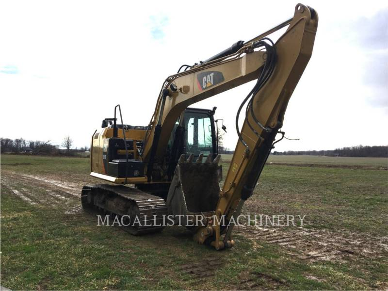 CATERPILLAR PELLES SUR CHAINES 312E equipment  photo 2