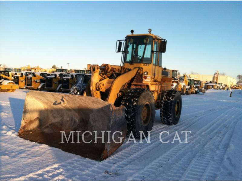 CATERPILLAR WHEEL LOADERS/INTEGRATED TOOLCARRIERS 936 equipment  photo 1