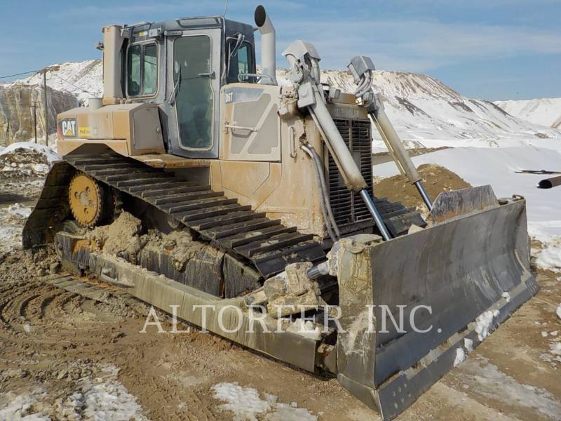 CATERPILLAR TRACTEURS MINIERS D6T LGP equipment  photo 3