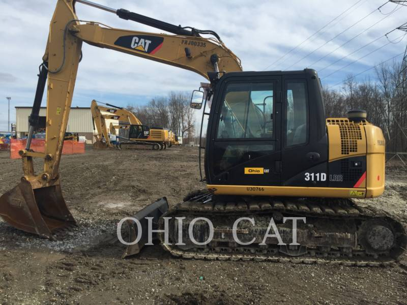 CATERPILLAR PELLES SUR CHAINES 311DLRR equipment  photo 1