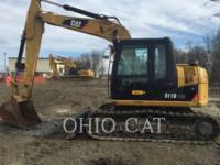 Equipment photo CATERPILLAR 311DLRR TRACK EXCAVATORS 1