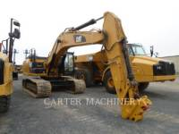 CATERPILLAR TRACK EXCAVATORS 336E 10CFH equipment  photo 3