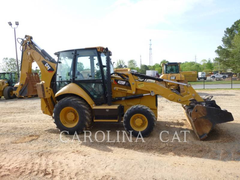 CATERPILLAR CHARGEUSES-PELLETEUSES 420F ITCBE equipment  photo 4