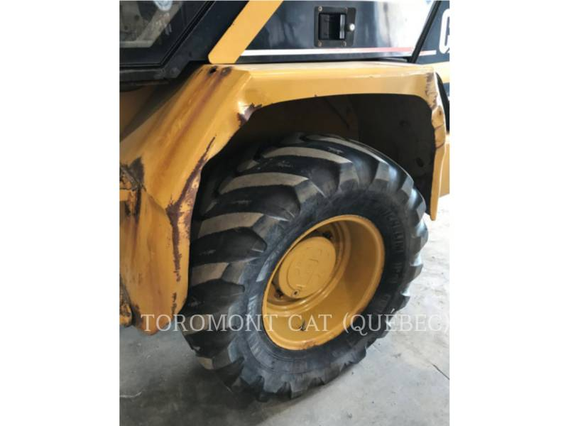 CATERPILLAR WHEEL LOADERS/INTEGRATED TOOLCARRIERS 908 equipment  photo 9