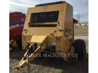 Equipment photo VERMEER 605SM AG HAY EQUIPMENT 1