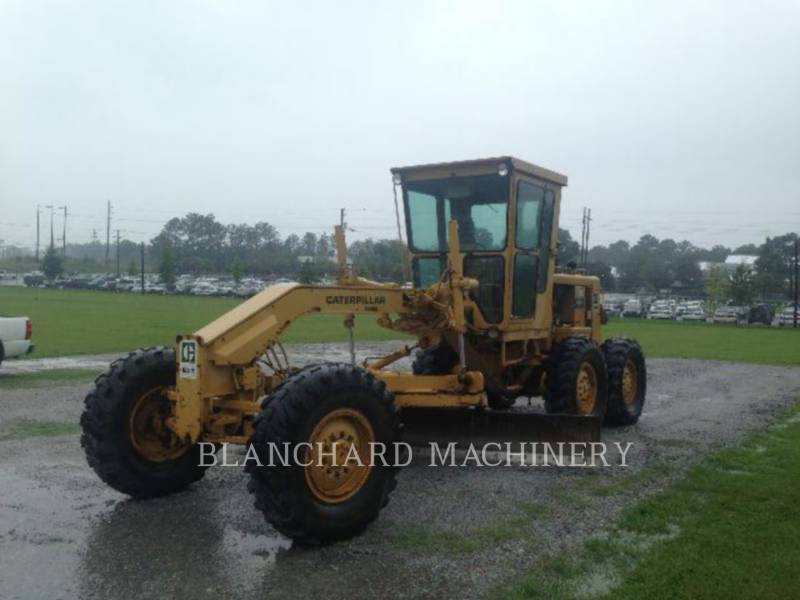 CATERPILLAR NIVELEUSES 120G equipment  photo 3