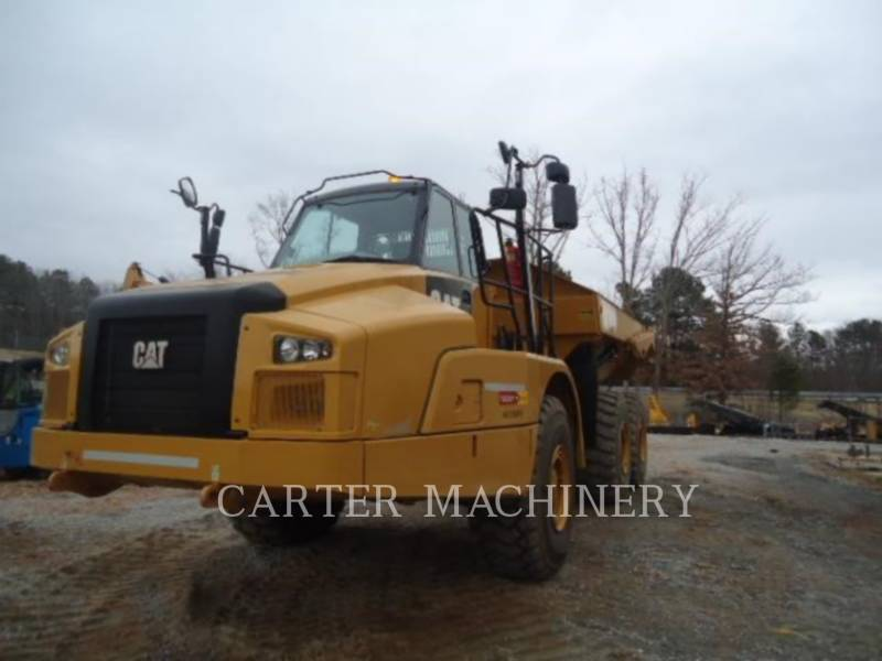 CATERPILLAR KNICKGELENKTE MULDENKIPPER 735C TG equipment  photo 2