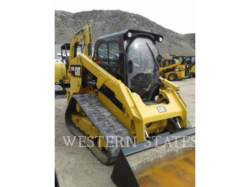 CATERPILLAR CHARGEURS TOUT TERRAIN 279 D equipment  photo 2