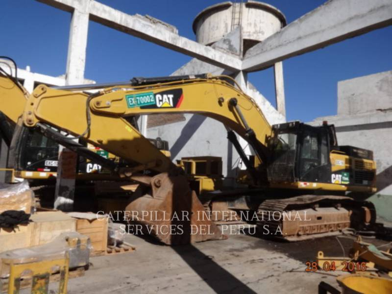 CATERPILLAR PELLES SUR CHAINES 349DL equipment  photo 7