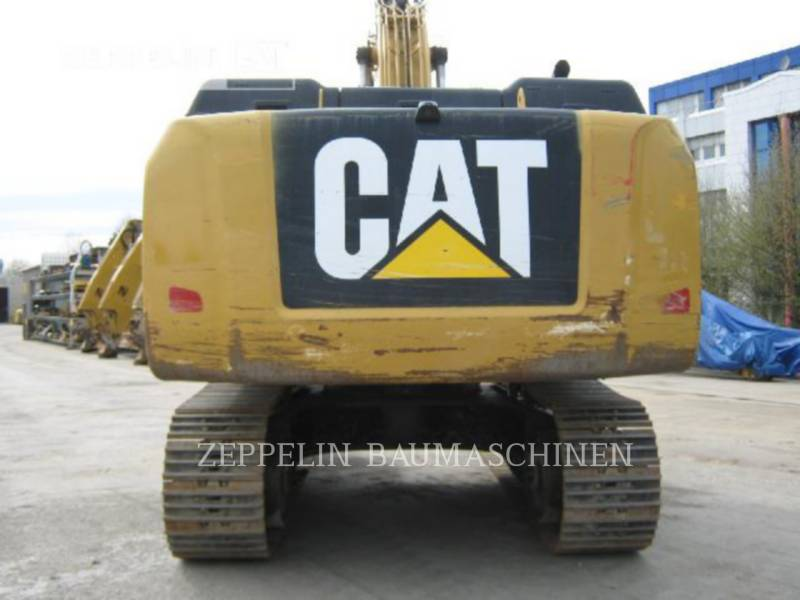 CATERPILLAR KETTEN-HYDRAULIKBAGGER 336ELNH equipment  photo 7