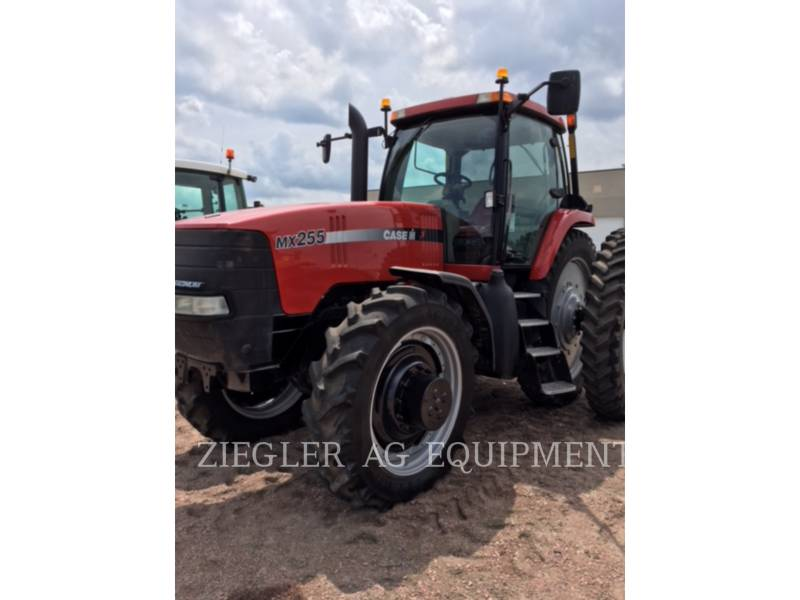 CASE/NEW HOLLAND AG TRACTORS MX255 equipment  photo 1