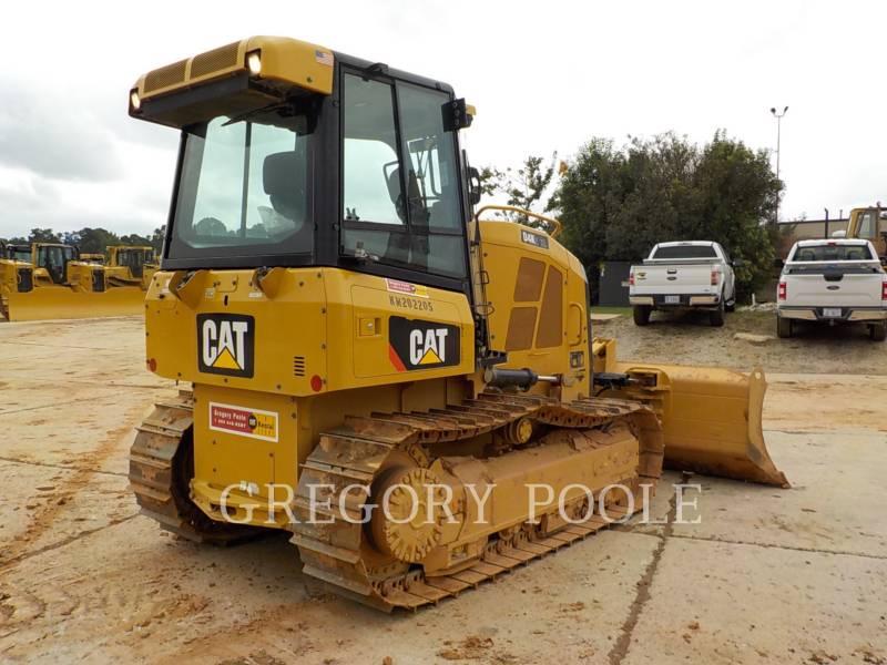 CATERPILLAR KETTENDOZER D4K2XL equipment  photo 11