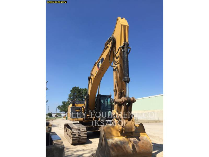 CATERPILLAR TRACK EXCAVATORS 336EL10 equipment  photo 2