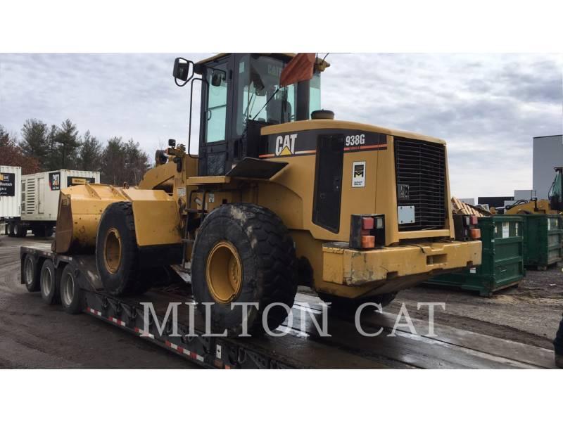 CATERPILLAR WHEEL LOADERS/INTEGRATED TOOLCARRIERS 938G II equipment  photo 4
