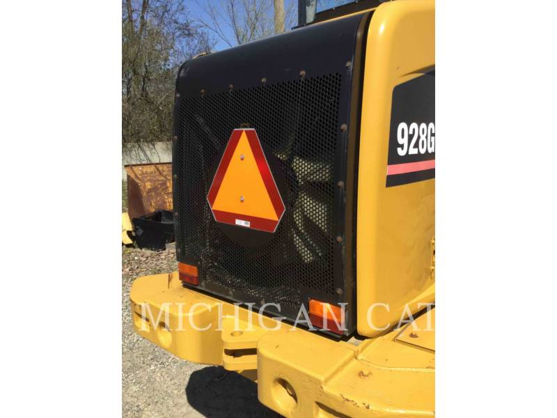 CATERPILLAR WHEEL LOADERS/INTEGRATED TOOLCARRIERS 928GZ LS equipment  photo 18