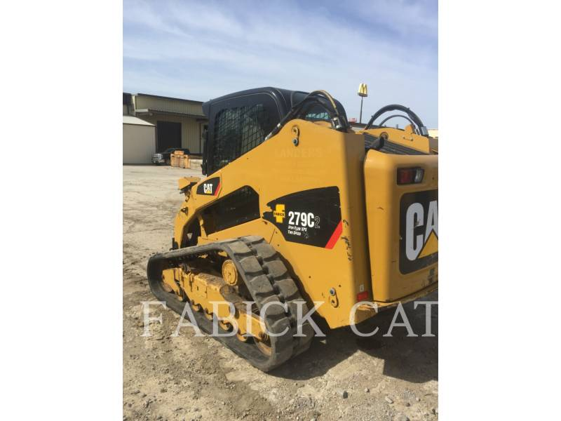 CATERPILLAR CARGADORES MULTITERRENO 279C2C3TL3 equipment  photo 4