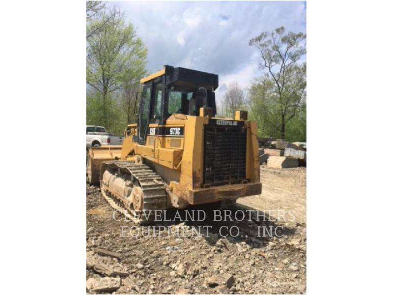 CATERPILLAR KETTENLADER 973C equipment  photo 4