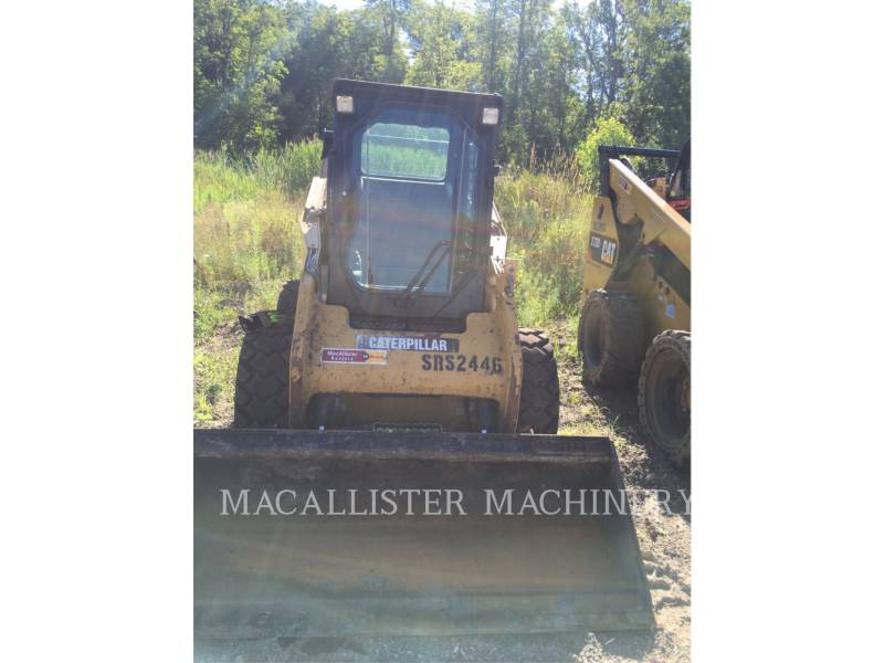 CATERPILLAR KOMPAKTLADER 242B3 equipment  photo 4