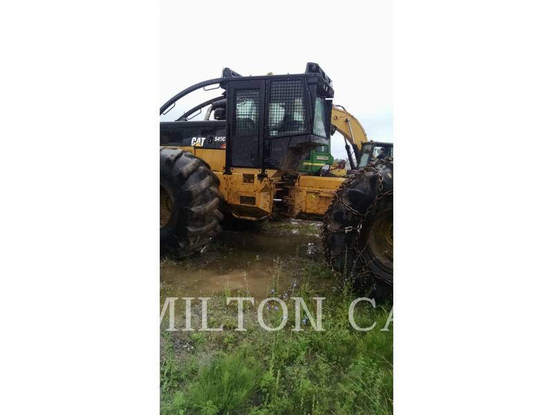 Caterpillar SILVICULTURĂ – EXCAVATOR FORESTIER 545C equipment  photo 2