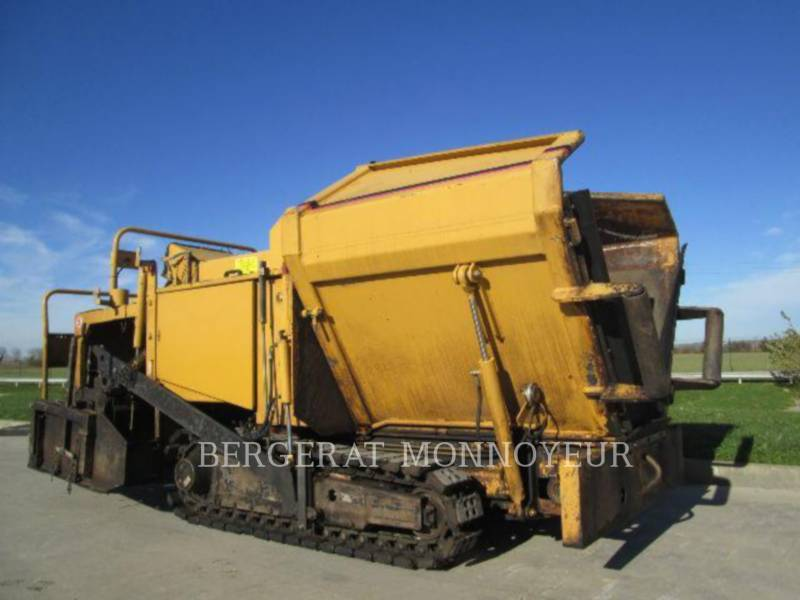 CATERPILLAR PAVIMENTADORA DE ASFALTO BB-621C equipment  photo 8