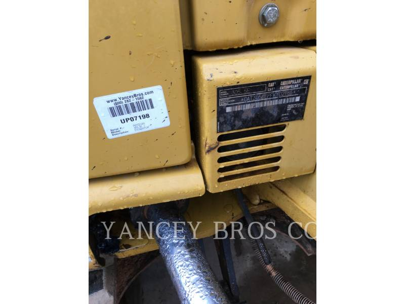 CATERPILLAR EXCAVADORAS DE CADENAS 305.5E CR equipment  photo 11
